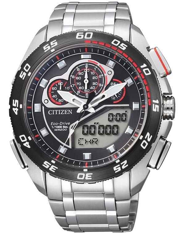 Citizen Promaster Eco-Drive Racing Chronograph