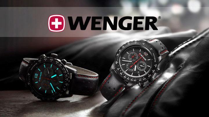 67df3208789 Pánské hodinky Wenger - TimeStore.cz