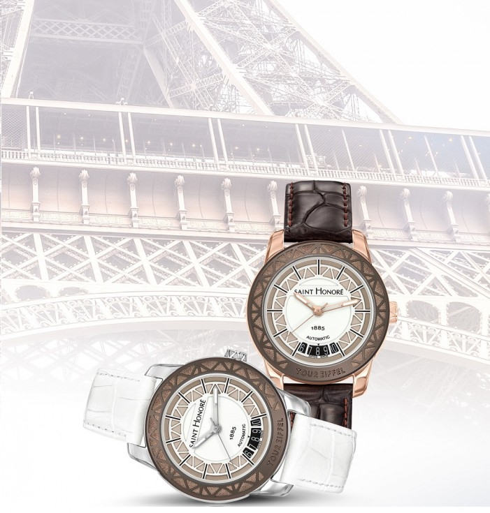 Saint Honoré Tour Eiffel Limited Edition