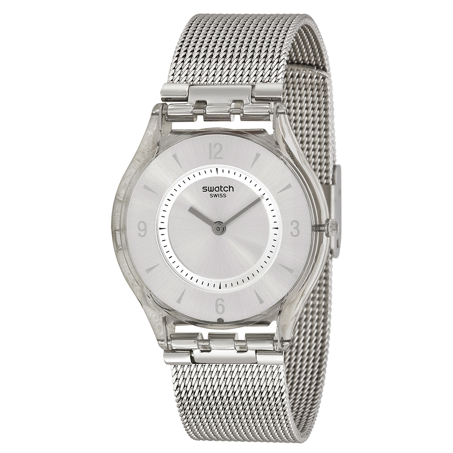 Swatch Metal Knit SFM118M