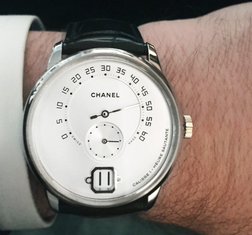 Chanel Monsieur