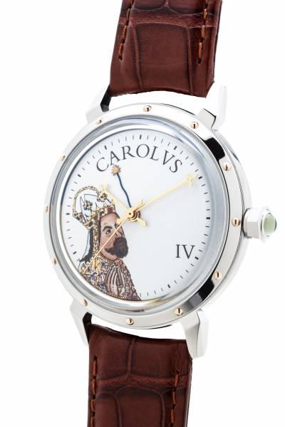 d03595cee Recenze náramkových hodinek PRIM KAREL IV. L. E. - TimeStore.cz