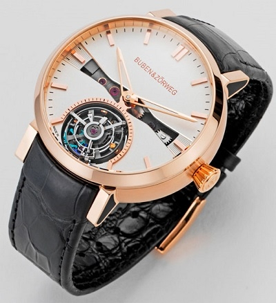 Buben & Zörweg One Tourbillon