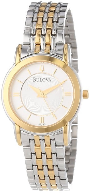 Bulova Essentials 98V29