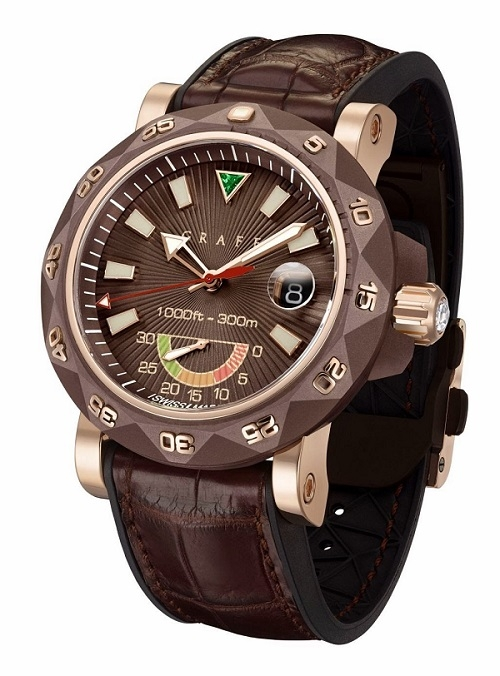Graff Luxury watches ScubaGraff