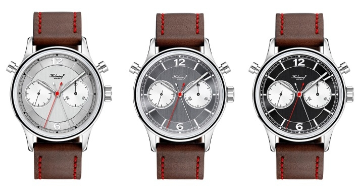 Habring² Doppel 3 Split-second Chronograph