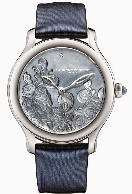 Laurent Ferrier Galet Micro-Rotor Lady-F