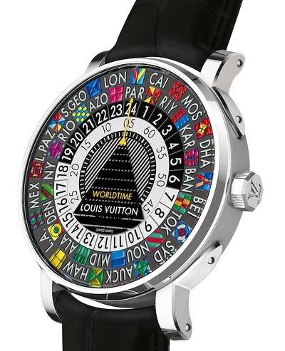 Louis Vuitton Escale Worldtime