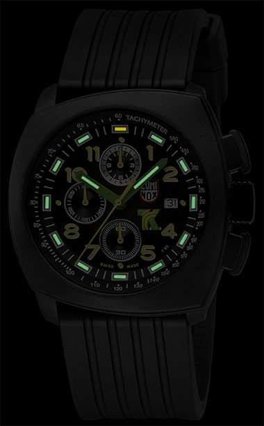 Luminox Tony Kanaan
