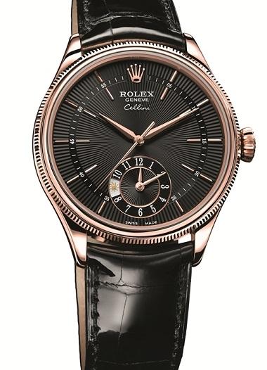 Popis náramkových hodiniek Rolex Cellini Dual Time - TimeStore.sk 2d0eb4eac39