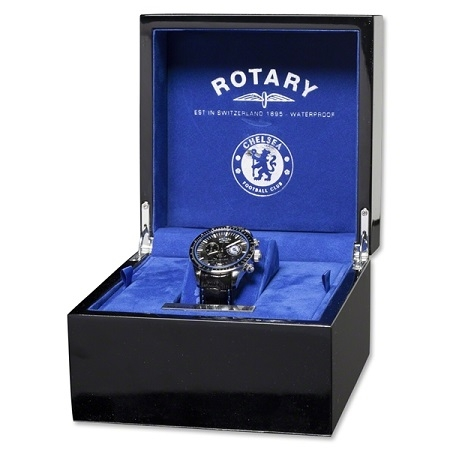 Rotary Chelsea FC Chronograph Special Edition