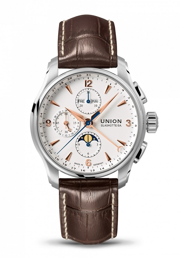 Union Glashütte Belisar Chronograph Moonphase