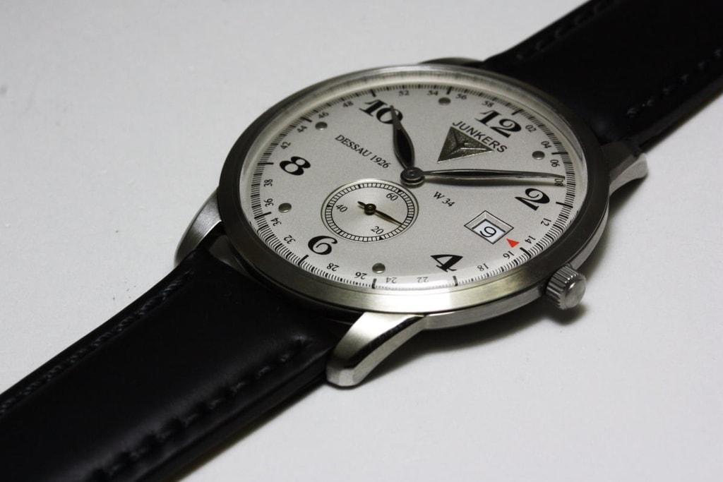 Junkers Dessau 1926 Flatline - 6334-4 - TimeStore.cz 9ab1e0aaad0