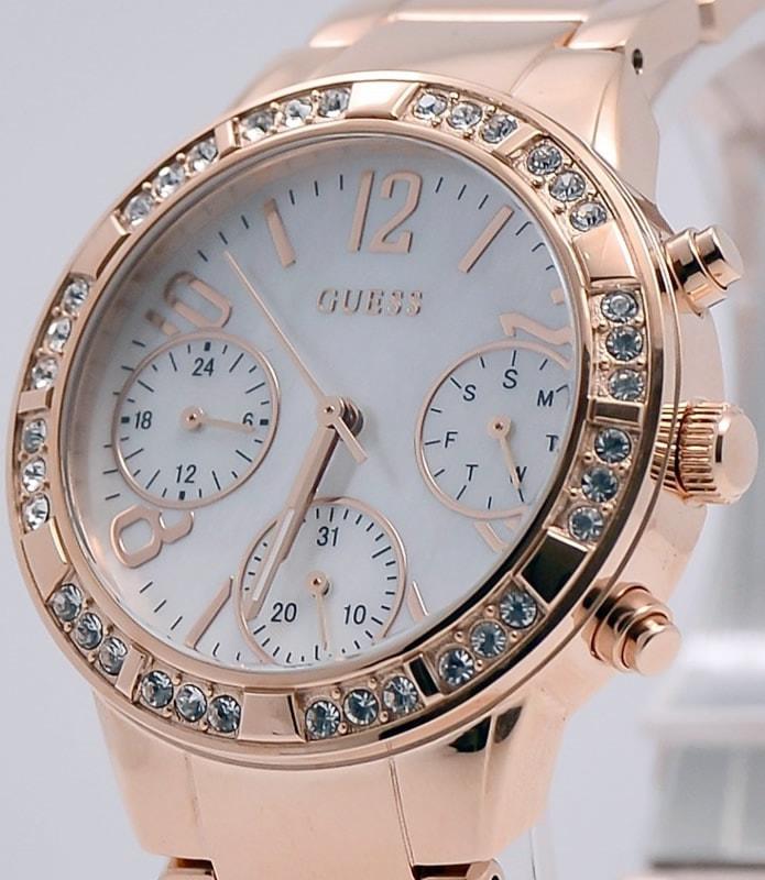 075e8eddfa2 Guess Mini Glam Hype - W0546L3 - TimeStore.cz
