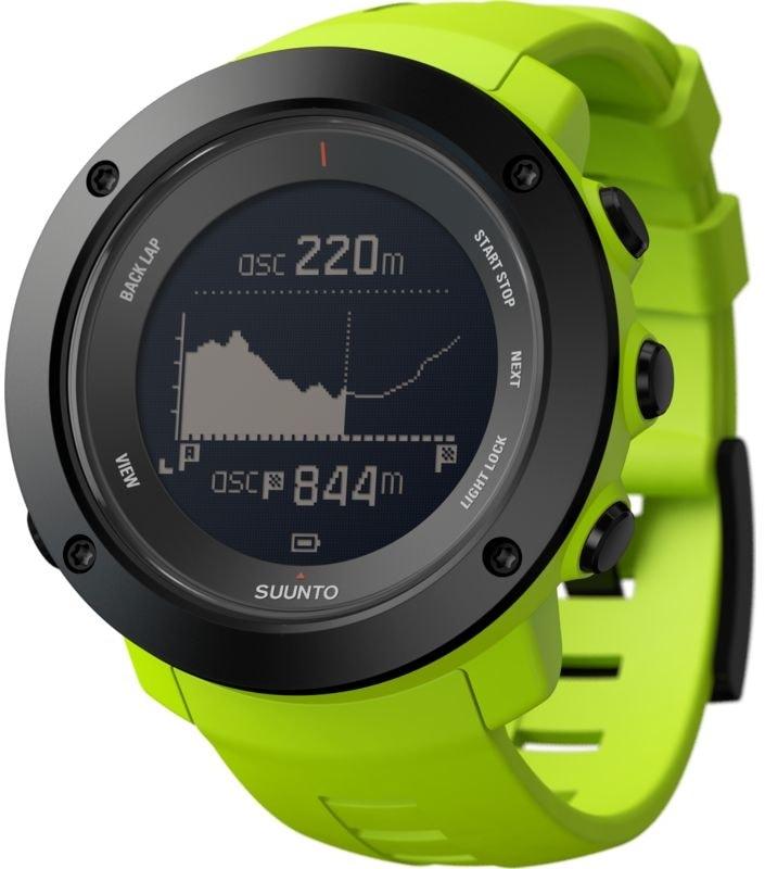 Suunto Ambit3 Vertical Lime - SS021970000 - TimeStore.cz 024f6da5963