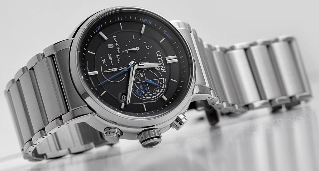 Citizen Eco-Drive Bluetooth Smartwatch - BZ1001-86E - TimeStore.cz 0c5103835b