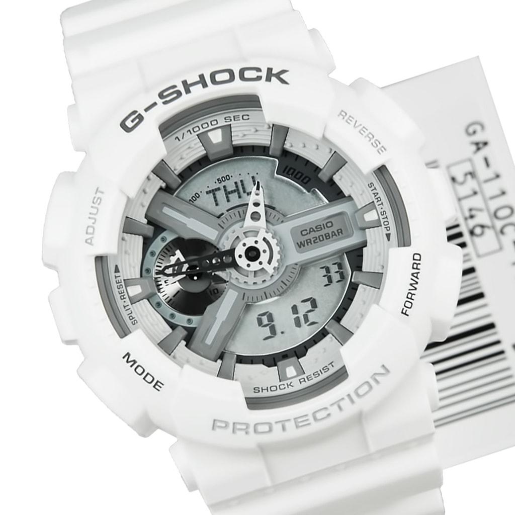 Casio G Shock Ga 110c 7aer 110gw 7a
