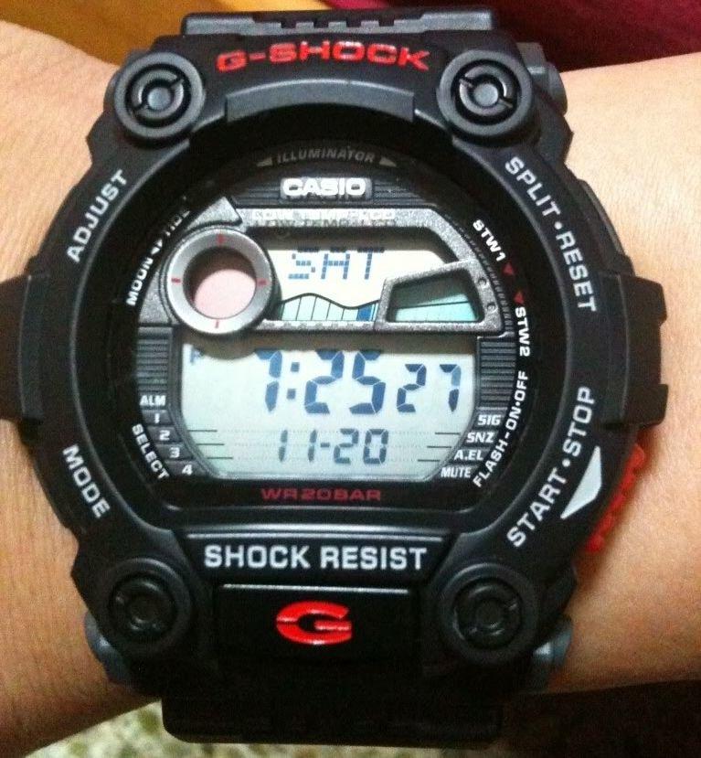Casio G-Shock G-Rescue - G-7900-1ER - TimeStore.cz d4633a997