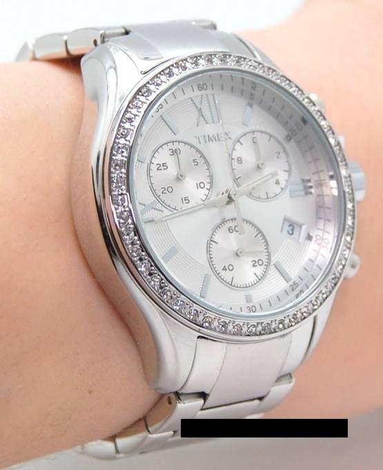 55b043280ae Timex Women s Chronograph Miami - TW2P66800 - TimeStore.cz