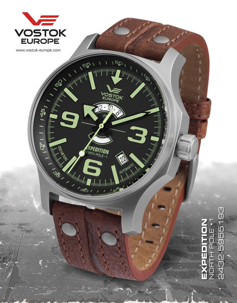 4169c0e958c Vostok Europe Expedition
