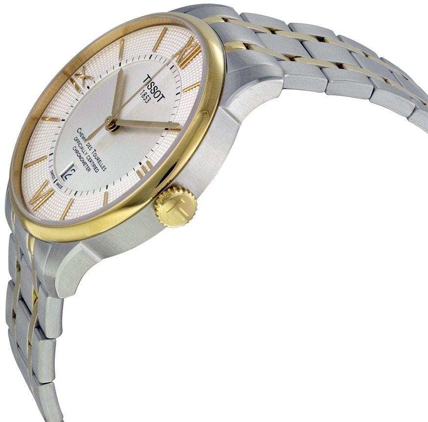 Элитные швейцарские часы выделяет безупречное качество работы механизма и непревзойденный дизайн.