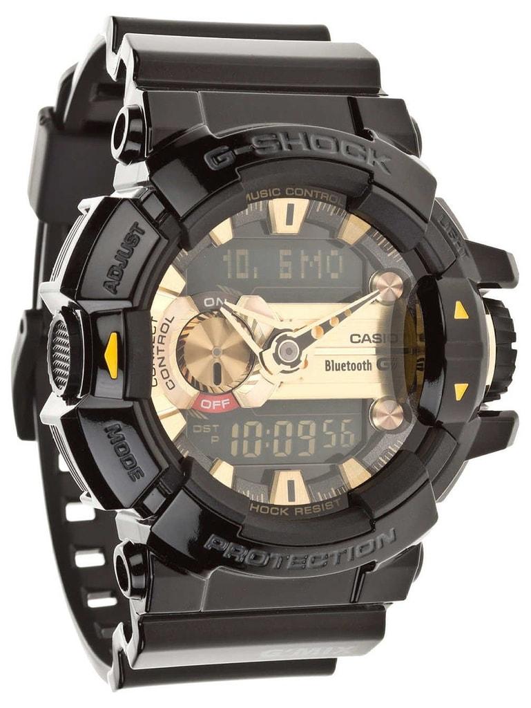 81d0175eb4f Casio G-Shock G-Bluetooth - GBA-400-1A9ER - TimeStore.cz