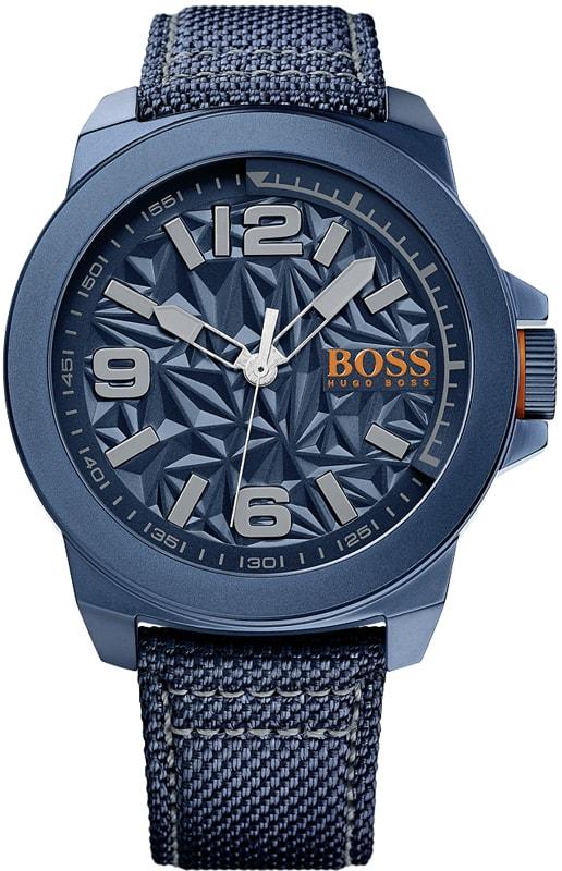 Hugo Boss Orange New York 3-Hands - 1513353 - TimeStore.cz 18a6c4e7866