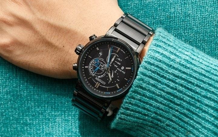 Citizen Eco-Drive Bluetooth Smartwatch - BZ1006-82E - TimeStore.cz 1ffa973360