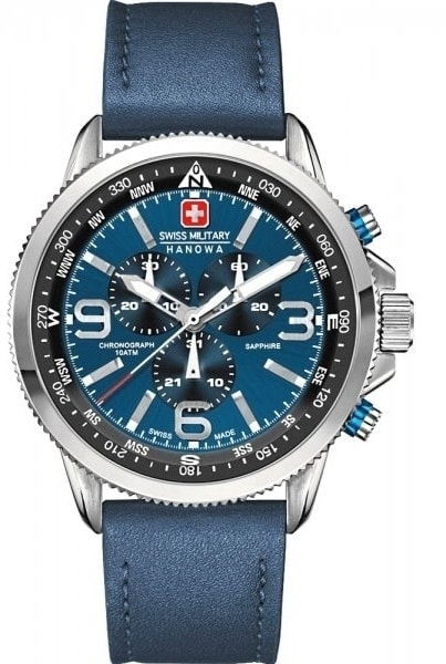 Swiss Military Hanowa Arrow Chrono - 06-4224.04.003 - TimeStore.cz 3430b3e49b1