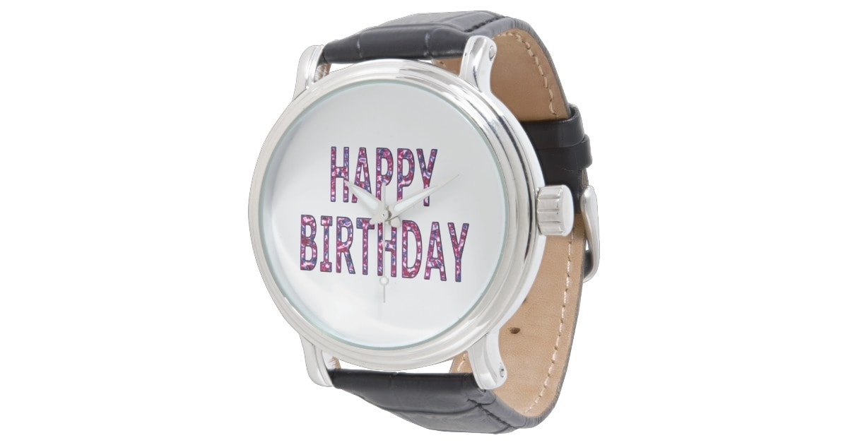 Hodinky k narozeninám - TimeStore.cz ad64e363b2