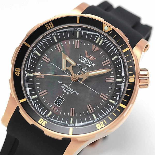 Vostok Europe Anchar Submarine Automatic - NH35A-5109247 - TimeStore.cz bfd3ffc34e8