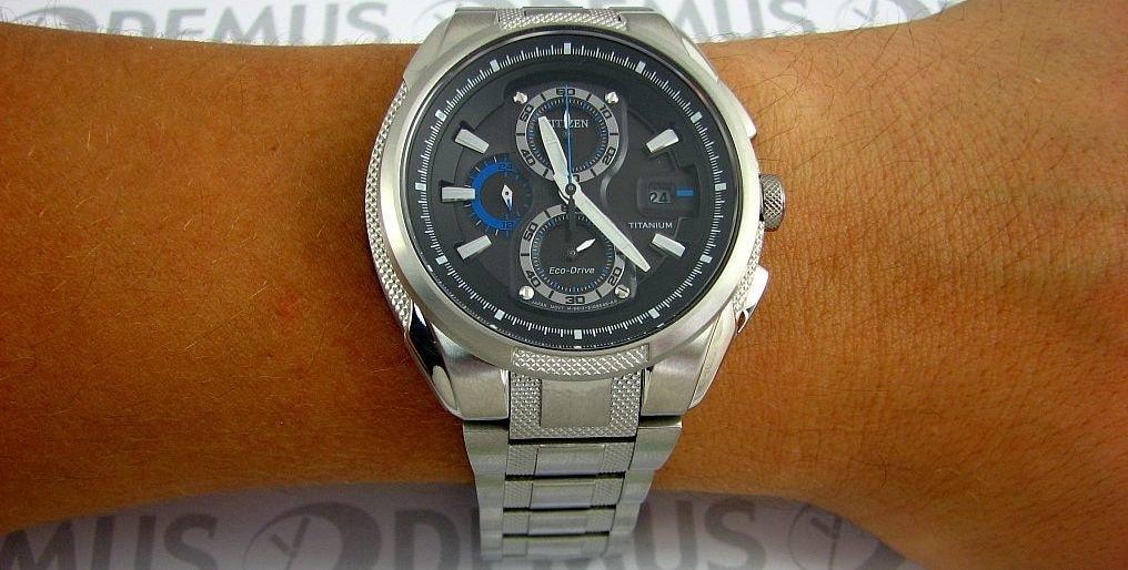 Citizen Super Titanium-Chrono - CA0200-54E - TimeStore.cz cdee681488