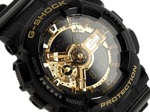 Casio G-Shock - GA-110GB-1AER - TimeStore.cz dcff78135bc
