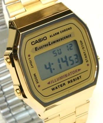 Casio Classic Leisure - A168WG-9EF - TimeStore.cz e7f7be7cba