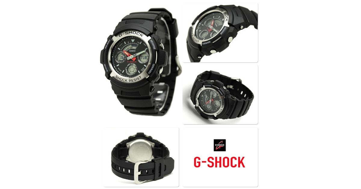 g shock aw 590 manual