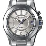 Casio Sheen Titanium Ceramic