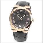 Michael Kors Channing Black Dial Rose
