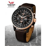 Vostok Europe Gaz-14 Limouzine World Timer/Alarm