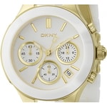 DKNY Ceramic Chronograph