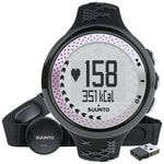 Suunto M5 WOMEN BLACK/SILV/PINK PACK