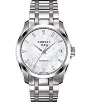 Hodinky Tissot T-Trend Couturier T035.207.11.116.00