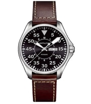 Hodinky Hamilton Aviation PILOT QUARTZ H64611535