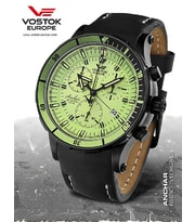 Hodinky Vostok Europe Anchar Submarine Chrono 6S30-5104243