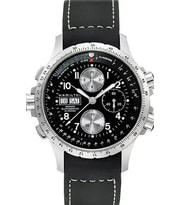 Hodinky Hamilton Aviation X-WIND AUTO CHRONO H77616333