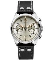 Hodinky Hamilton Aviation PILOT PIONEER AUTO CHRONO H76416755