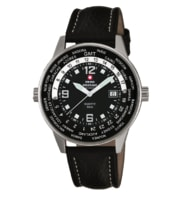 Hodinky Swiss Military  by Chrono Worldtimer SM34007.03 – (20021ST-1L)