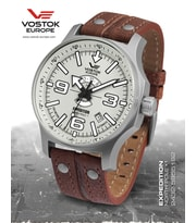 "Hodinky Vostok Europe Expedition ""NORTH POLE-1"" Day & Night 2432-5955192"