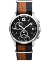 Hodinky Hamilton Aviation PILOT PIONEER CHRONO QUARTZ H76552933