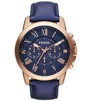 Hodinky Fossil Grant Chronograph FS4835