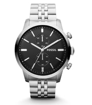 Hodinky Fossil Townsman Chronograph FS4784